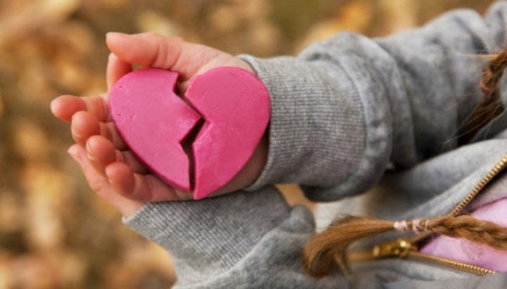 Coração partido - mulheres