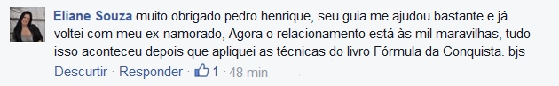 Depoimento - Eliane Souza