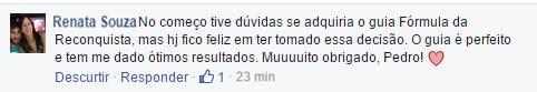 Depoimento - Renata Souza